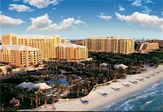 Ritz Carlton in Key Biscayne, Florida, USA