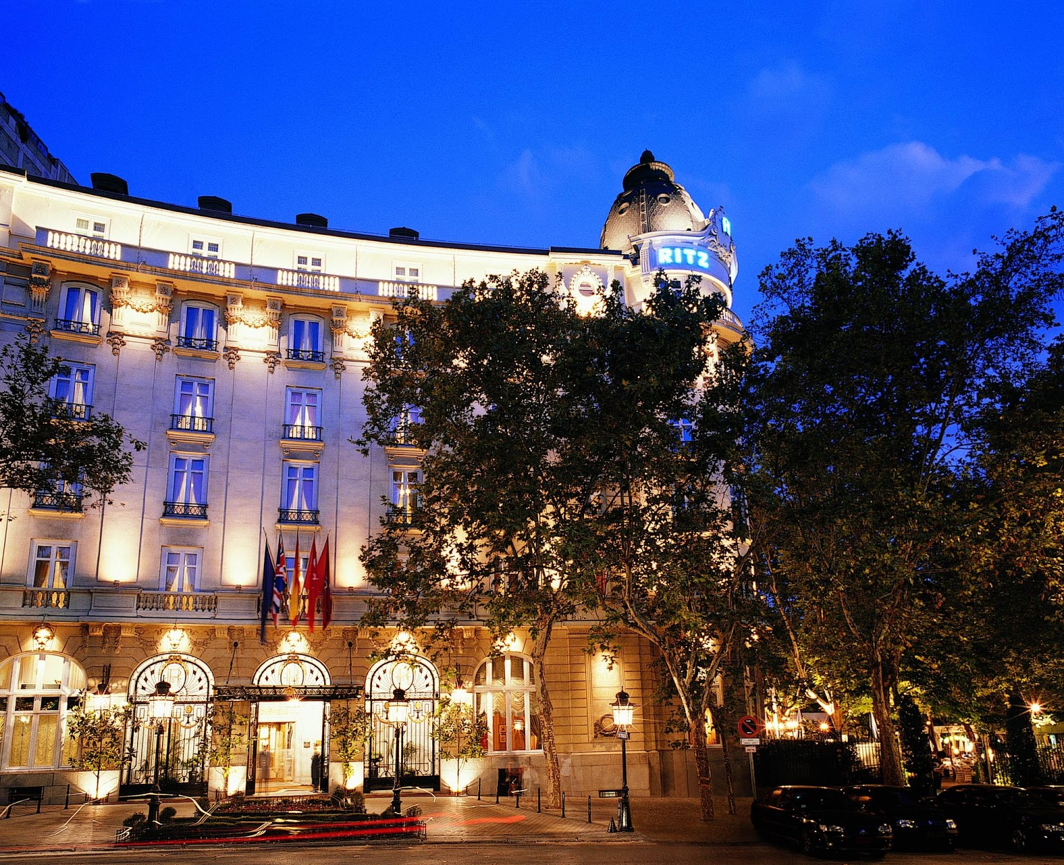 Hotel Ritz Madrid Carpe Diem Tv