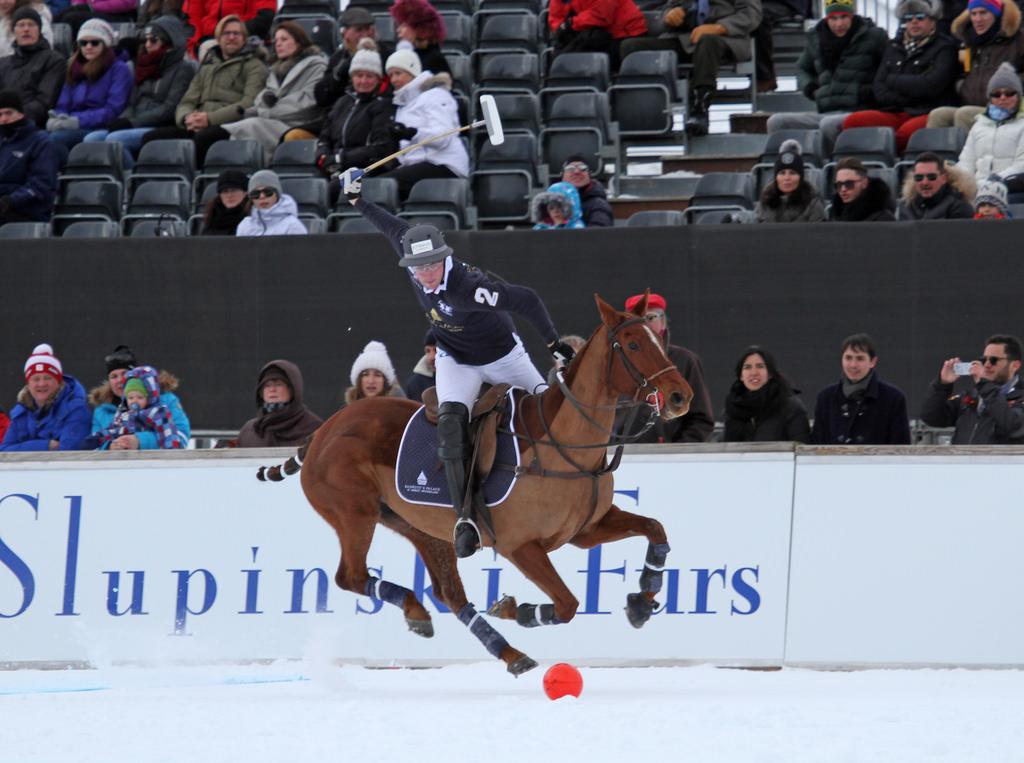Snow Polo World Cup Teams Announced for 2016