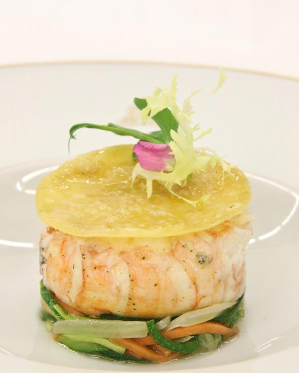 "Four Seasons Hotel Ritz Lisbon: Chef Pascal Meynard Creates Gourmet Menu For ""GOÛT De France/Good France"""