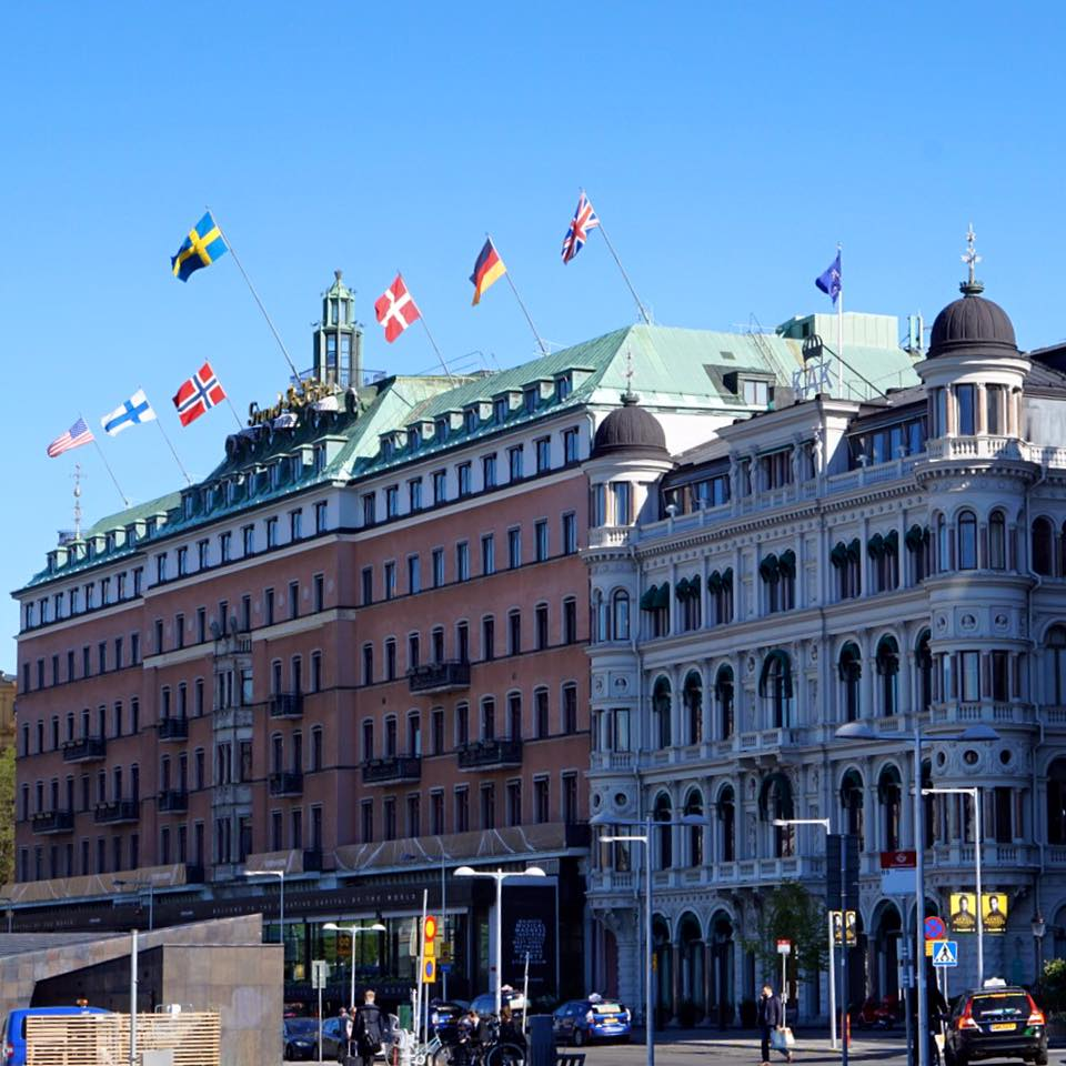 Grand Hotel Stockholm Brunch