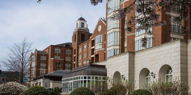 Intercontinental Hotel – Dublin