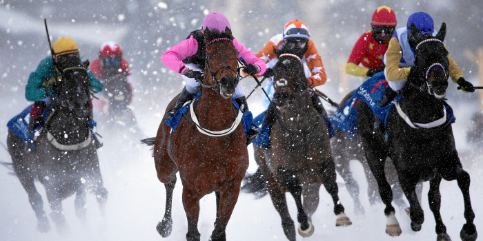 2016 White Turf St. Moritz – 14th February