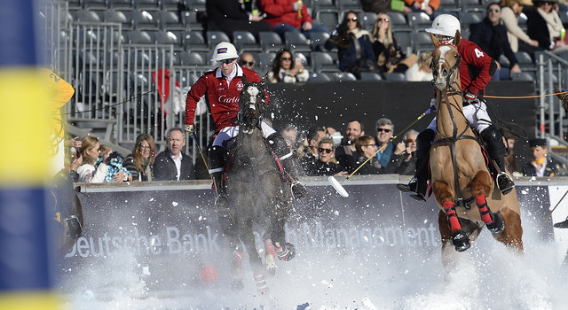 Snow Polo World Cup St. Moritz 2016 Concludes