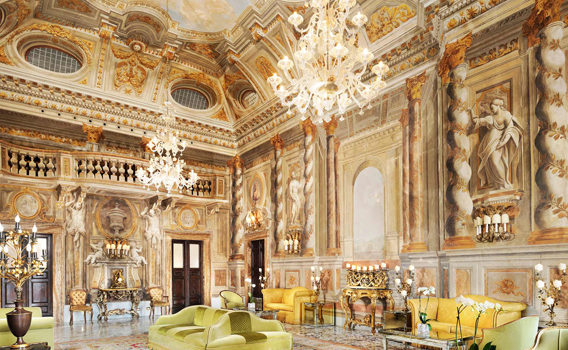 Royal Demeure hotel chain passes to Starhotels