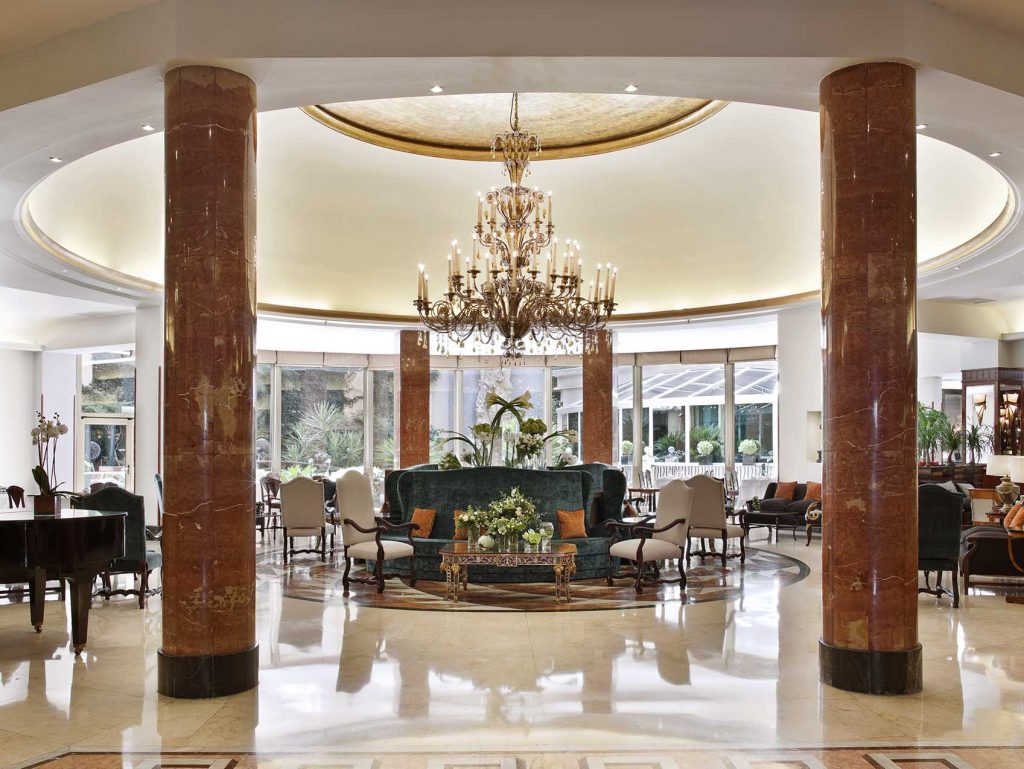 InterContinental Madrid_Lobby