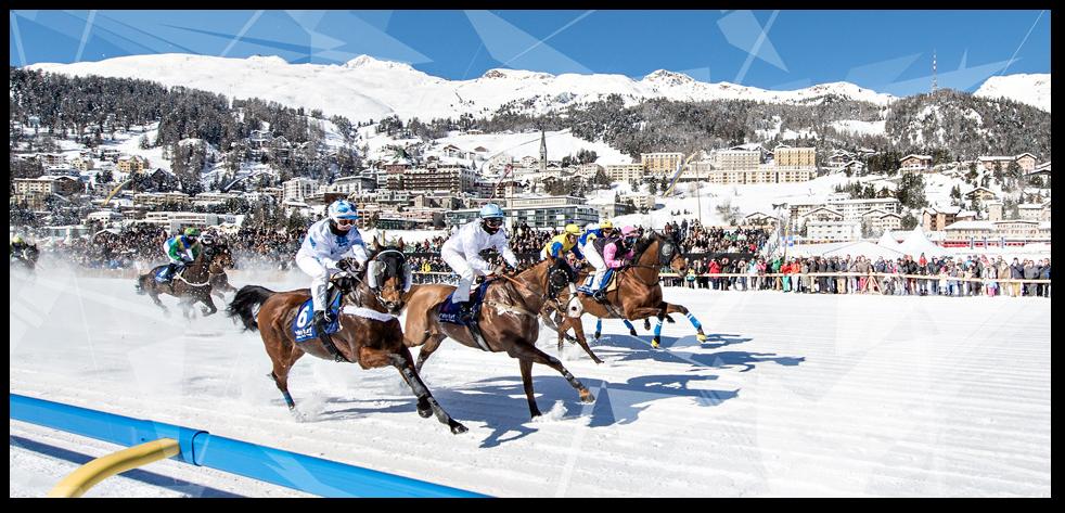 White Turf Race St. Moritz 2