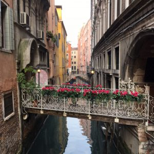 Canal Grande from the Hilton Molino Stucky Venice