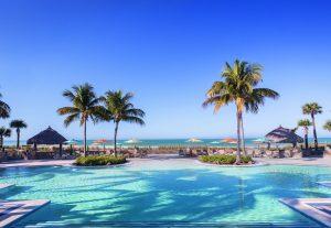 Ritz-Carlton Sarasota Hotel Pool and Beach