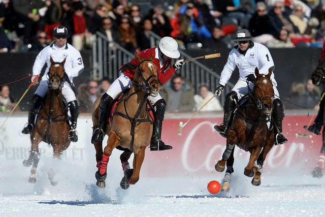 Snow Polo World Cup2