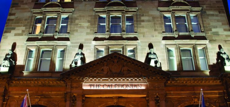 Waldorf Astoria Edinburgh – The Caledonian
