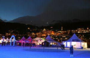 Night at Night Turf St. Moritz