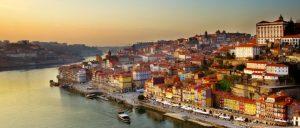 Outside view of Intercontinental Porto Portugal