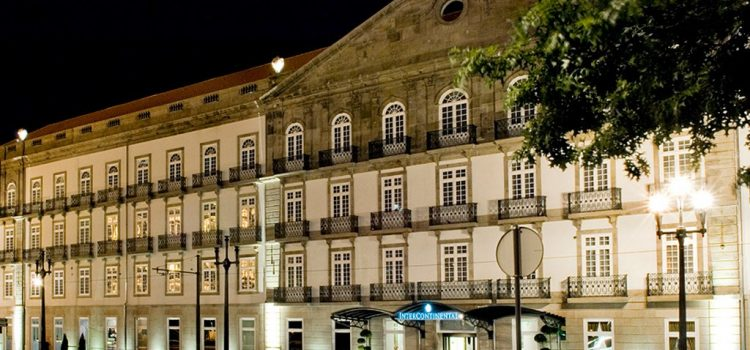 Hotel Intercontinental Porto – Palacio Das Cardosas