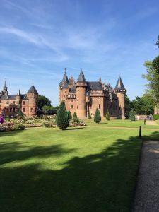 Castle Haarzuilen the Netherlands Castle