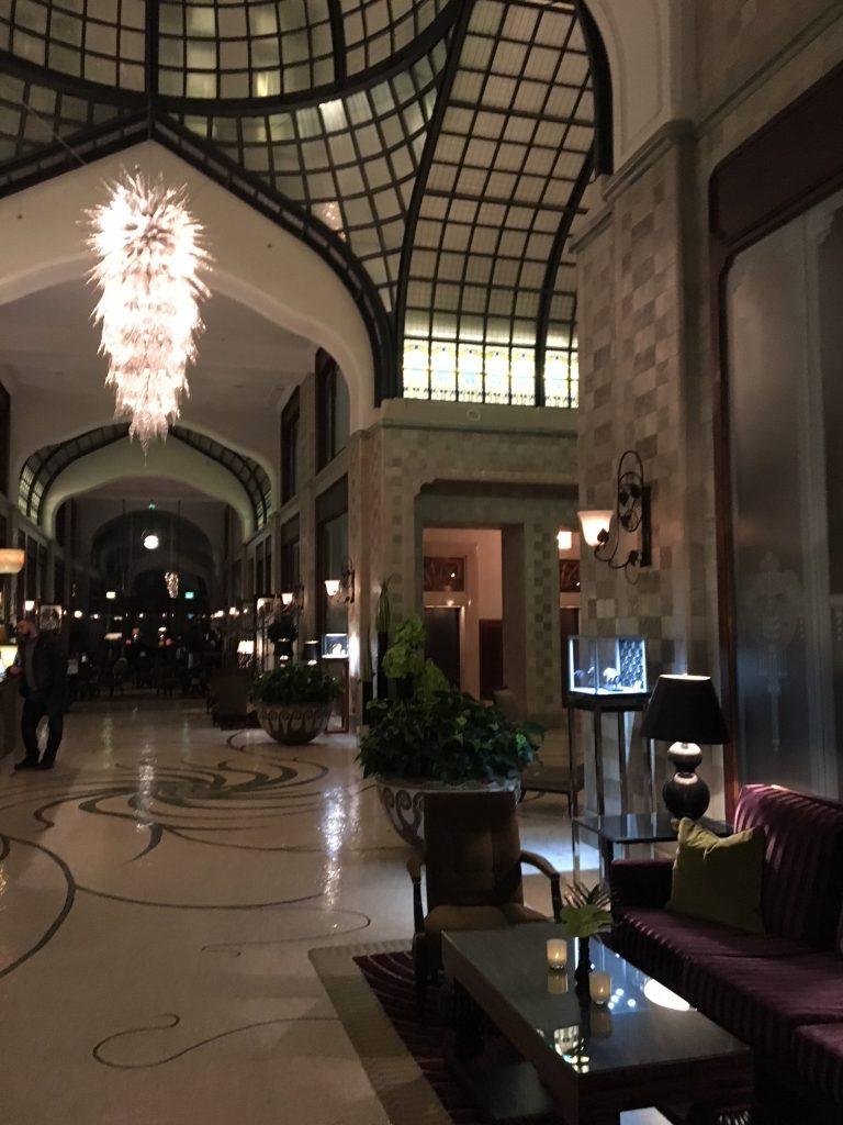 Four Seasons Hotel Gresham Budapest 2018
