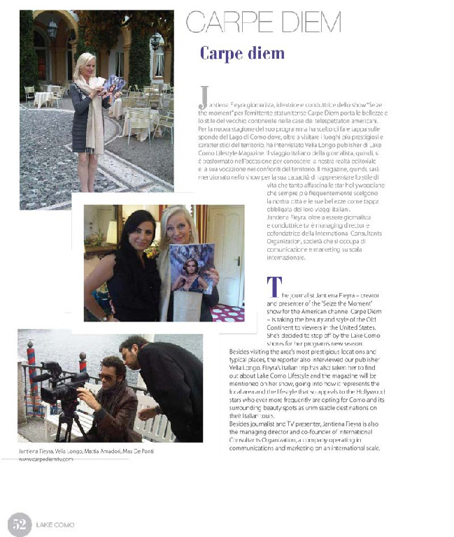 Lake Como Magazine