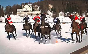Saint Moritz World Polo Cup On Snow