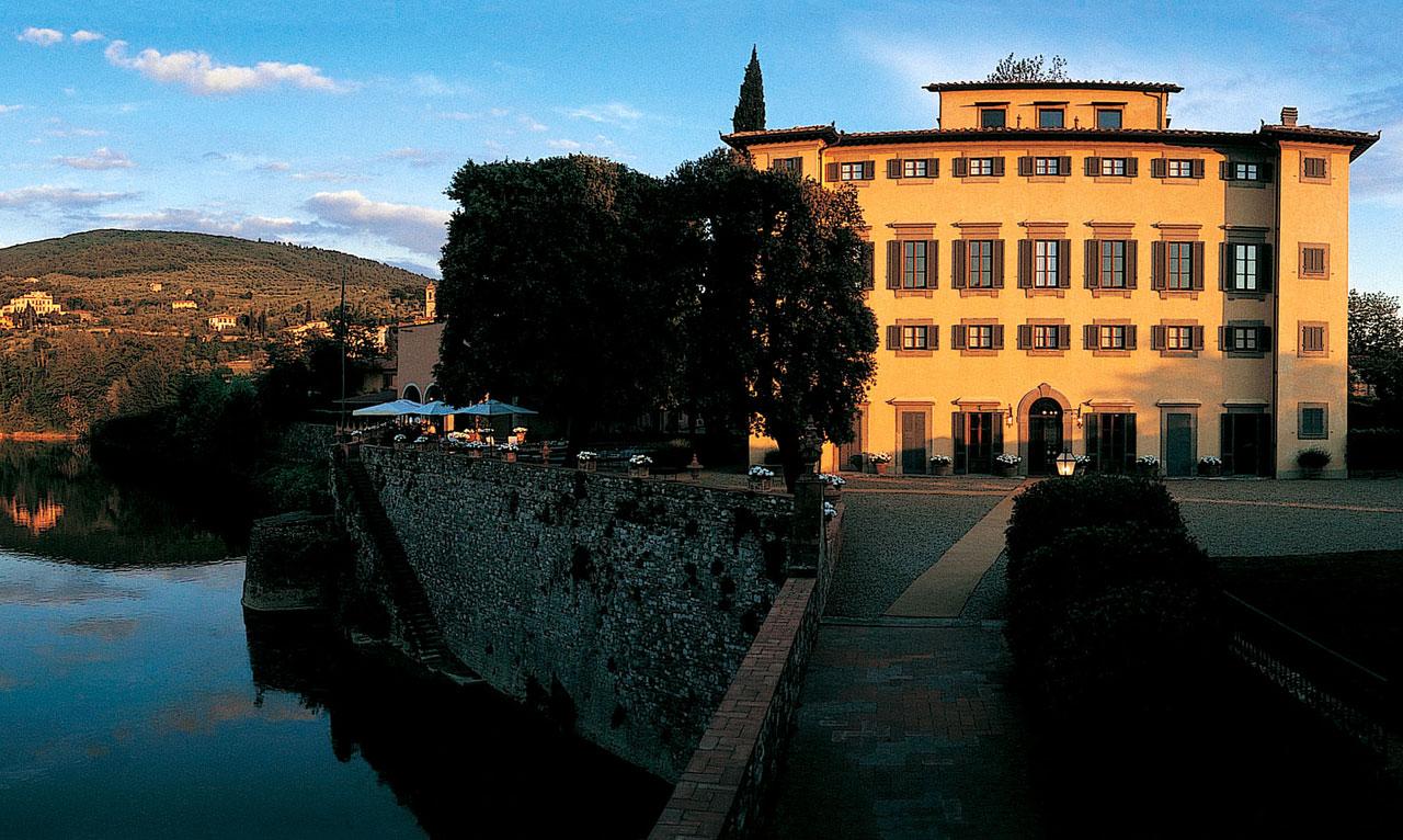 Villa la Massa & Ristorante Sabatini