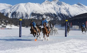 St. Moritz Polo World Cup on Snow 2013_first match_picture 1
