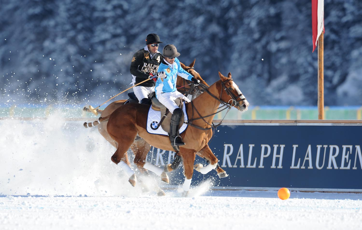 St. Moritz Polo World Cup on Snow from 24 to 27 January 2013