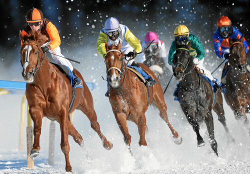 White Turf St. Moritz – Press release – 3rd racing day