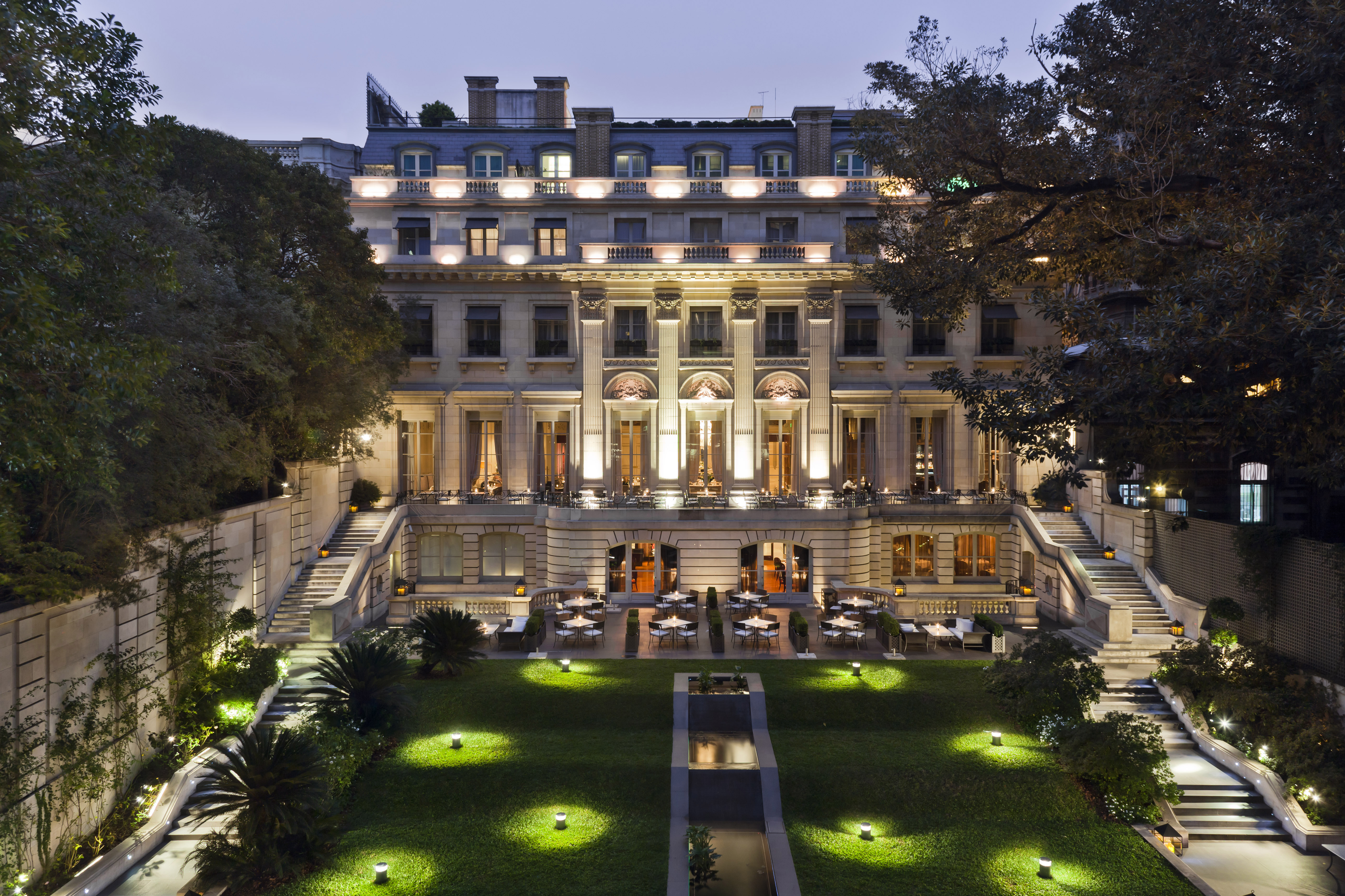 Palacio Duhau – Park Hyatt Buenos Aires, Argentina