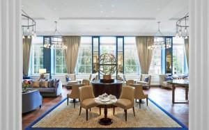 Waldorf Astoria Amsterdam Lounge Designed for Living