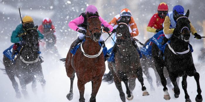 2016 White Turf St. Moritz – 14th February