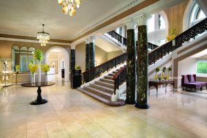 Waldorf Astoria Edinburgh - Staircase