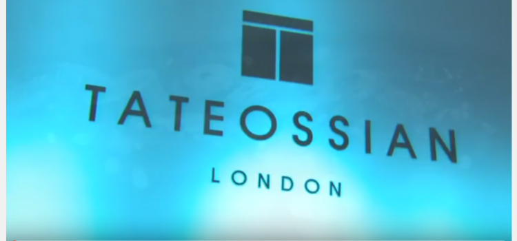 Tateossian – The Brand- Video