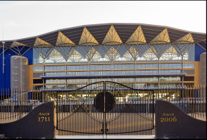 Front Gate of Ascot Racing