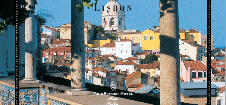 Lisbon Portugal and the Ritz-Four Seasons Hotel