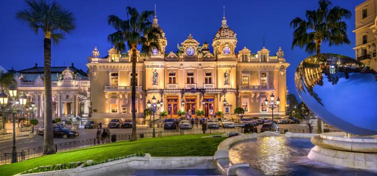 Hotel Hermitage Monte Carlo France 2019