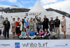 White Turf St. Moritz 2018.1