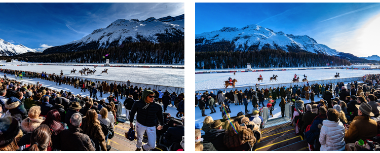35th Snow Polo World Cup St. Moritz
