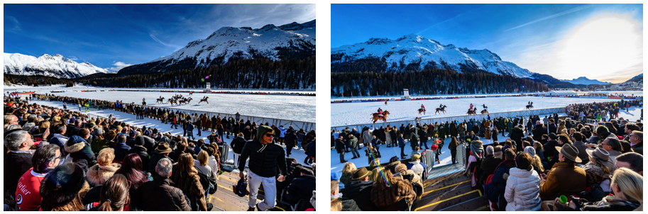 35th Snow Polo World Cup at St. Moritz